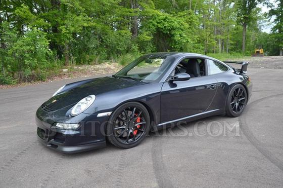 2007 Porsche 911 GT3:22 car images available