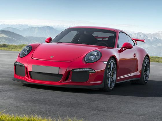 2014 Porsche 911 GT3 : Car has generic photo