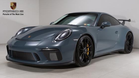 2018 Porsche 911 GT3:22 car images available