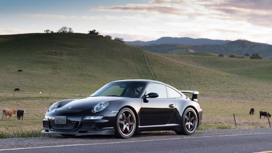 2007 Porsche 911 GT3:13 car images available
