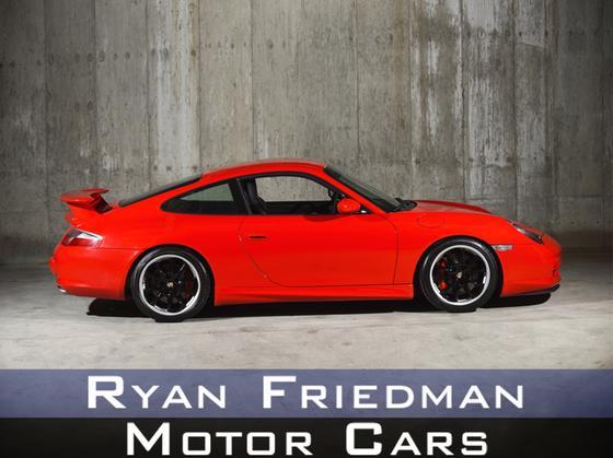 2005 Porsche 911 GT3:24 car images available