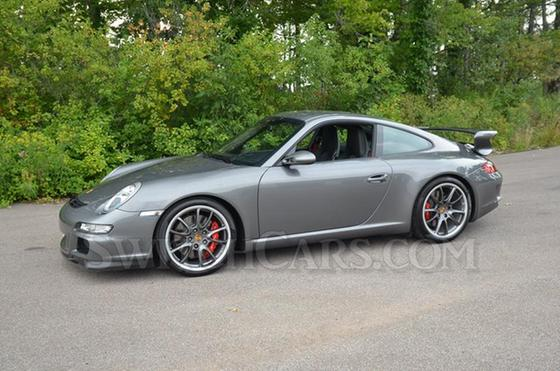 2007 Porsche 911 GT3 : Car has generic photo