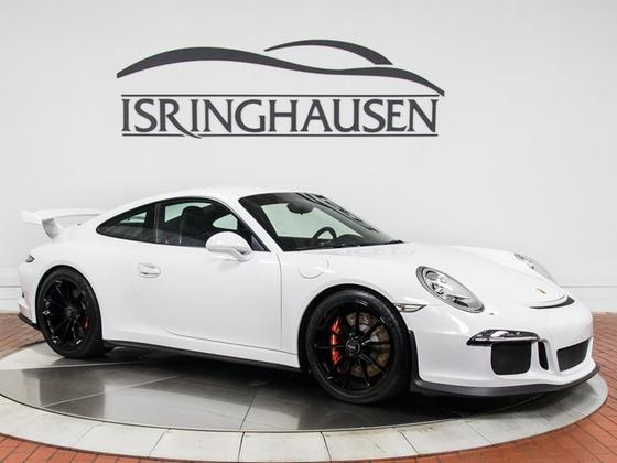 2016 Porsche 911 GT3:24 car images available