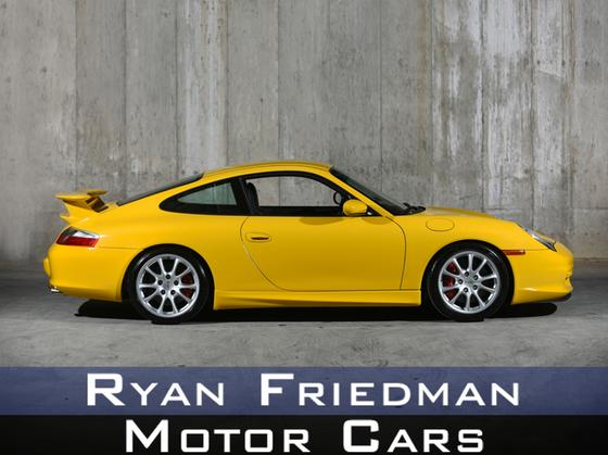 2005 Porsche 911 GT3:24 car images available