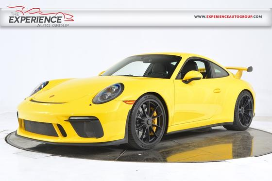 2018 Porsche 911 GT3:24 car images available