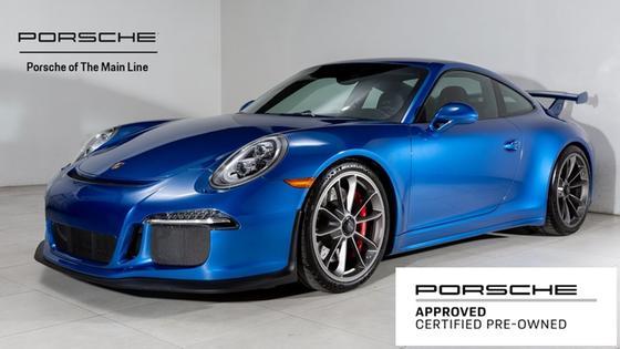 2016 Porsche 911 GT3:21 car images available
