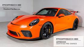 2018 Porsche 911 GT3:22 car images available