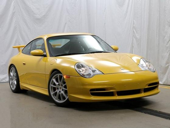 2004 Porsche 911 GT3:24 car images available
