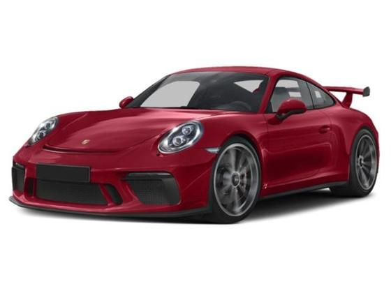 2018 Porsche 911 GT3 : Car has generic photo