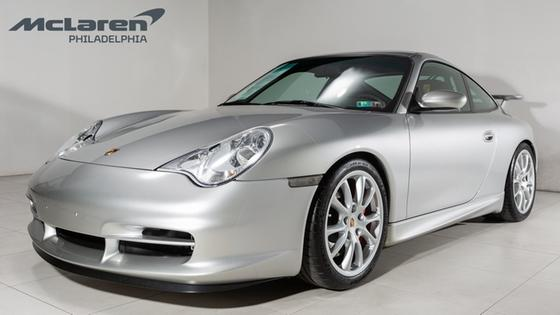 2004 Porsche 911 GT3:20 car images available