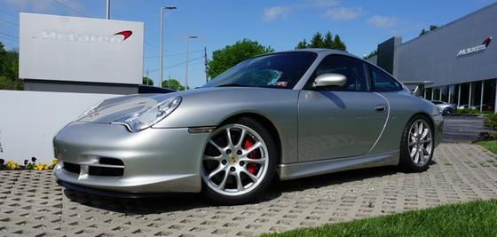 2004 Porsche 911 GT3:4 car images available