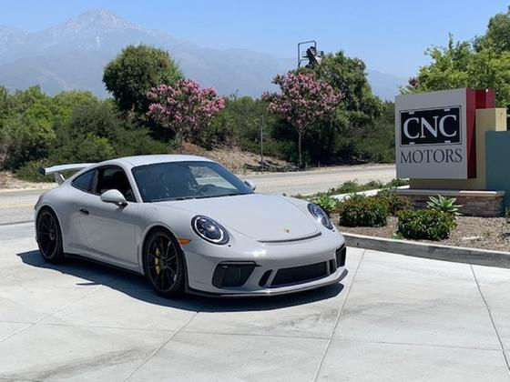 2018 Porsche 911 GT3:16 car images available