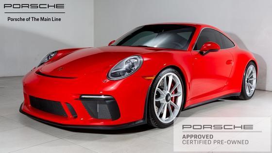 2018 Porsche 911 GT3:16 car images available