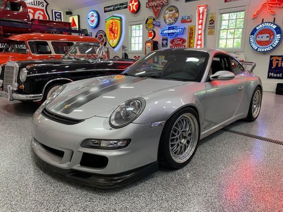 2007 Porsche 911 GT3:19 car images available