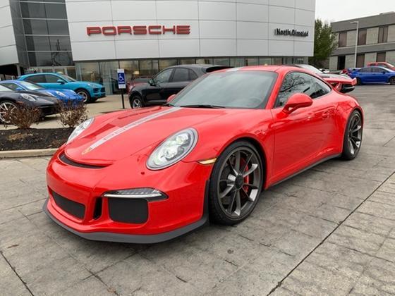 2014 Porsche 911 GT3:14 car images available