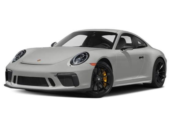 2018 Porsche 911 GT3 : Car has generic photo