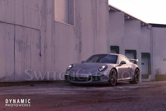 2016 Porsche 911 GT3:20 car images available