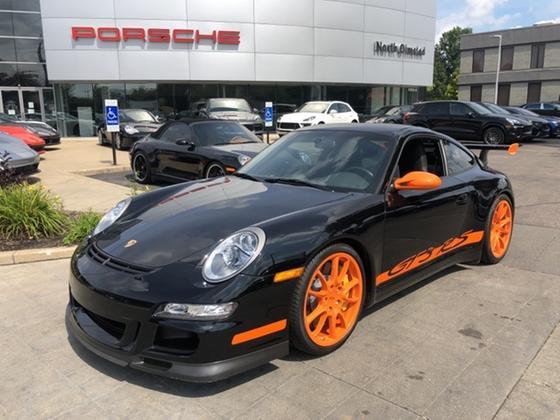2008 Porsche 911 GT3:21 car images available
