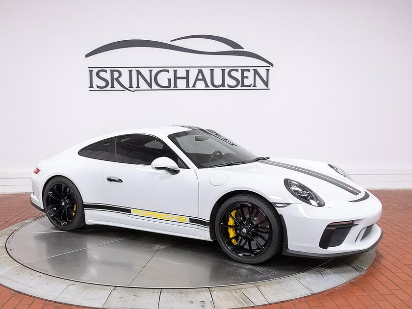2019 Porsche 911 GT3:19 car images available