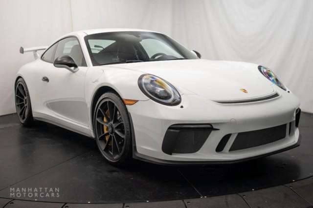 2018 Porsche 911 GT3:17 car images available