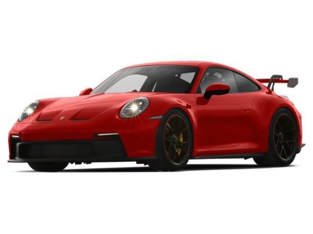 2022 Porsche 911 GT3 : Car has generic photo