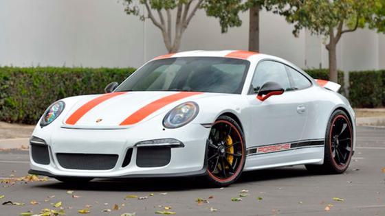 2016 Porsche 911 R:20 car images available