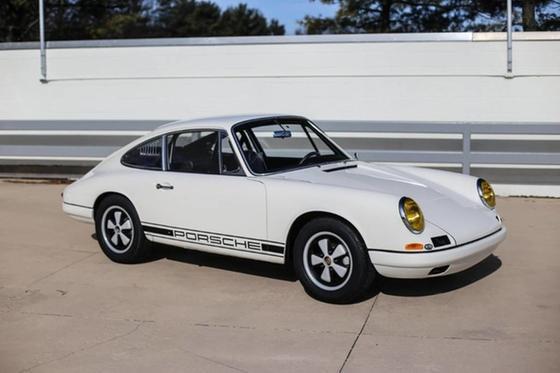 1967 Porsche 911 R