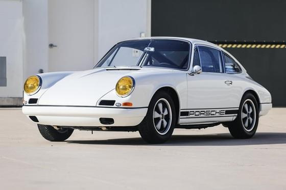 1967 Porsche 911 R:24 car images available