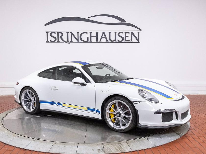 2016 Porsche 911 R:21 car images available
