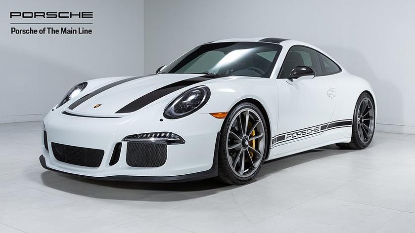 2016 Porsche 911 R:24 car images available