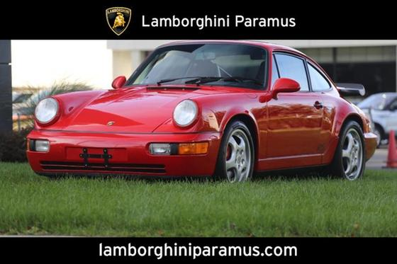 1993 Porsche 911 RS America:24 car images available