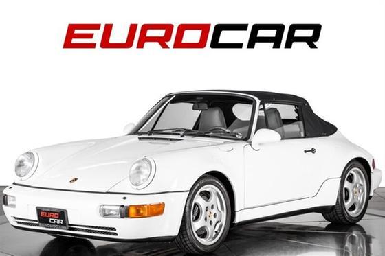 1992 Porsche 911 RS America:24 car images available