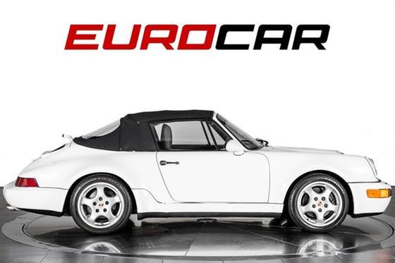 1992 Porsche 911 RS America