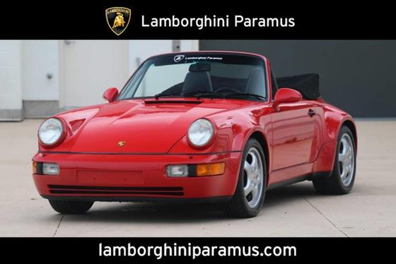 1992 Porsche 911 RS America:24 car images available