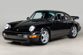 1993 Porsche 911 RS America:12 car images available
