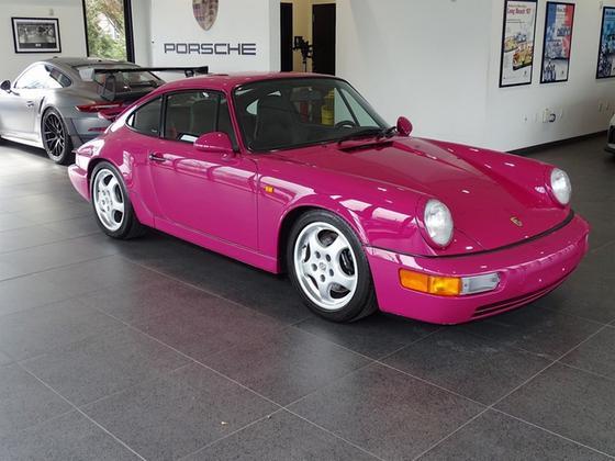 1992 Porsche 911 RS