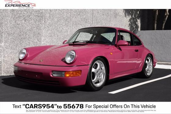 1992 Porsche 911 RS:24 car images available