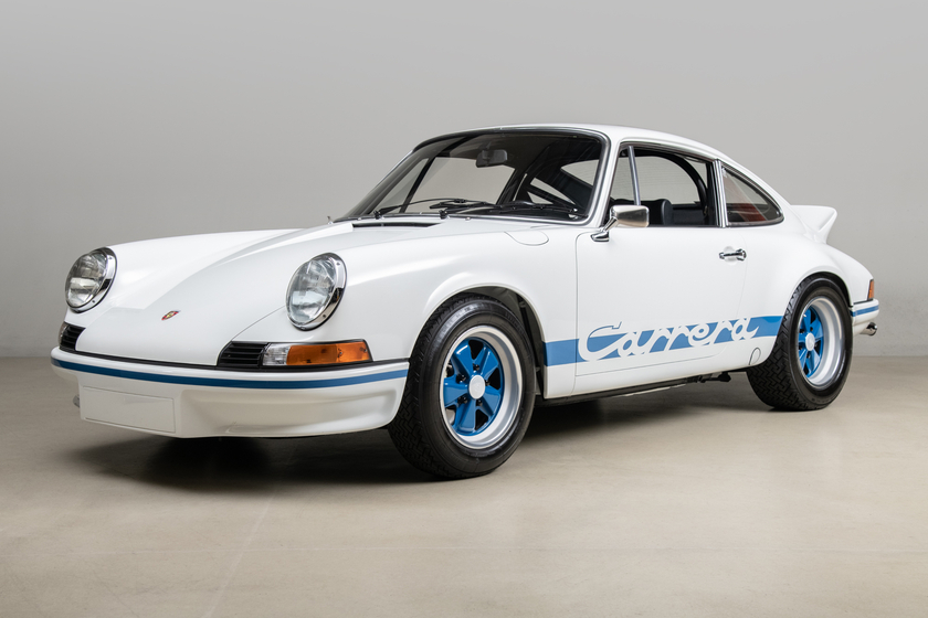 1973 Porsche 911 RS:12 car images available