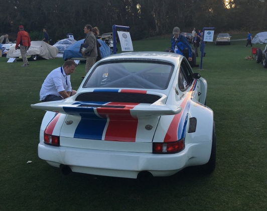 1975 Porsche 911 RSR
