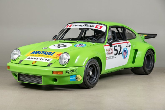 1974 Porsche 911 RSR:10 car images available