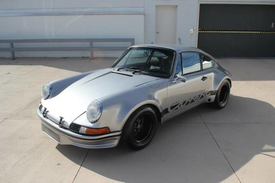 1977 Porsche 911 RSR