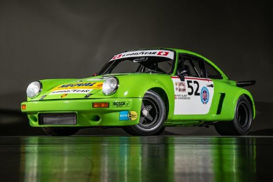 1974 Porsche 911 RSR:12 car images available