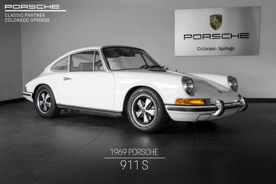 1969 Porsche 911 S:24 car images available