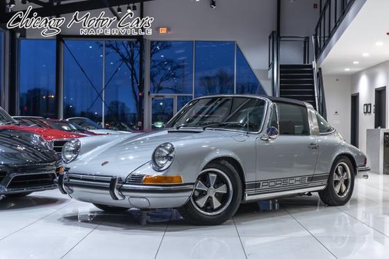 1971 Porsche 911 S:24 car images available