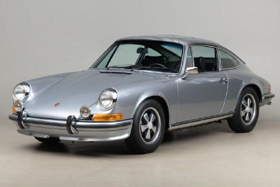 1972 Porsche 911 S:12 car images available