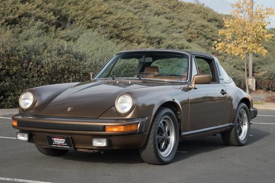 1979 Porsche 911 SC Targa:9 car images available