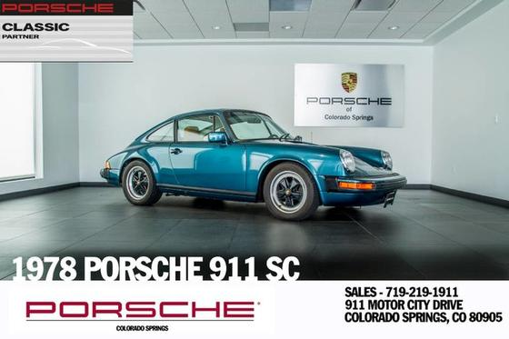 1978 Porsche 911 SC:24 car images available