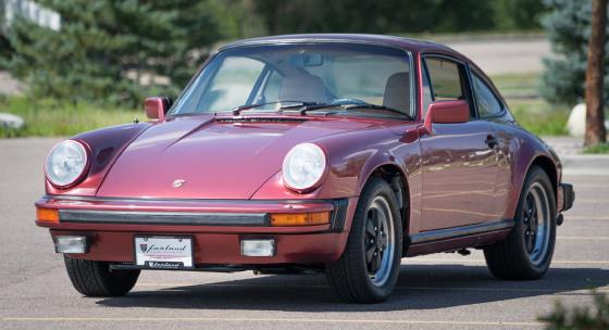 1982 Porsche 911 SC:18 car images available