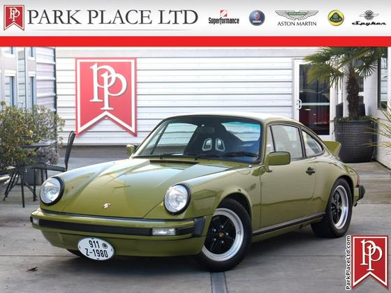 1980 Porsche 911 SC:24 car images available