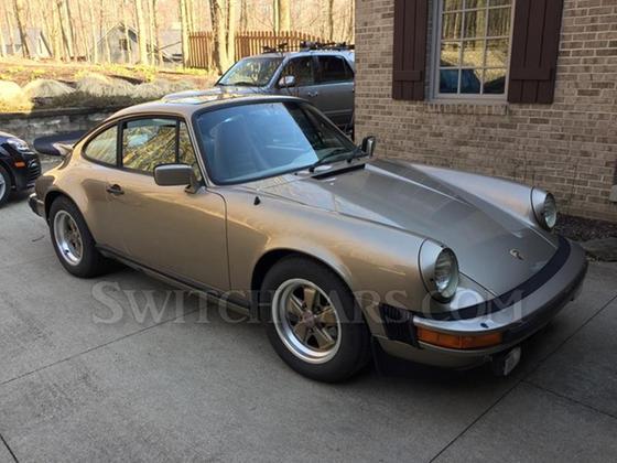 1980 Porsche 911 SC:2 car images available